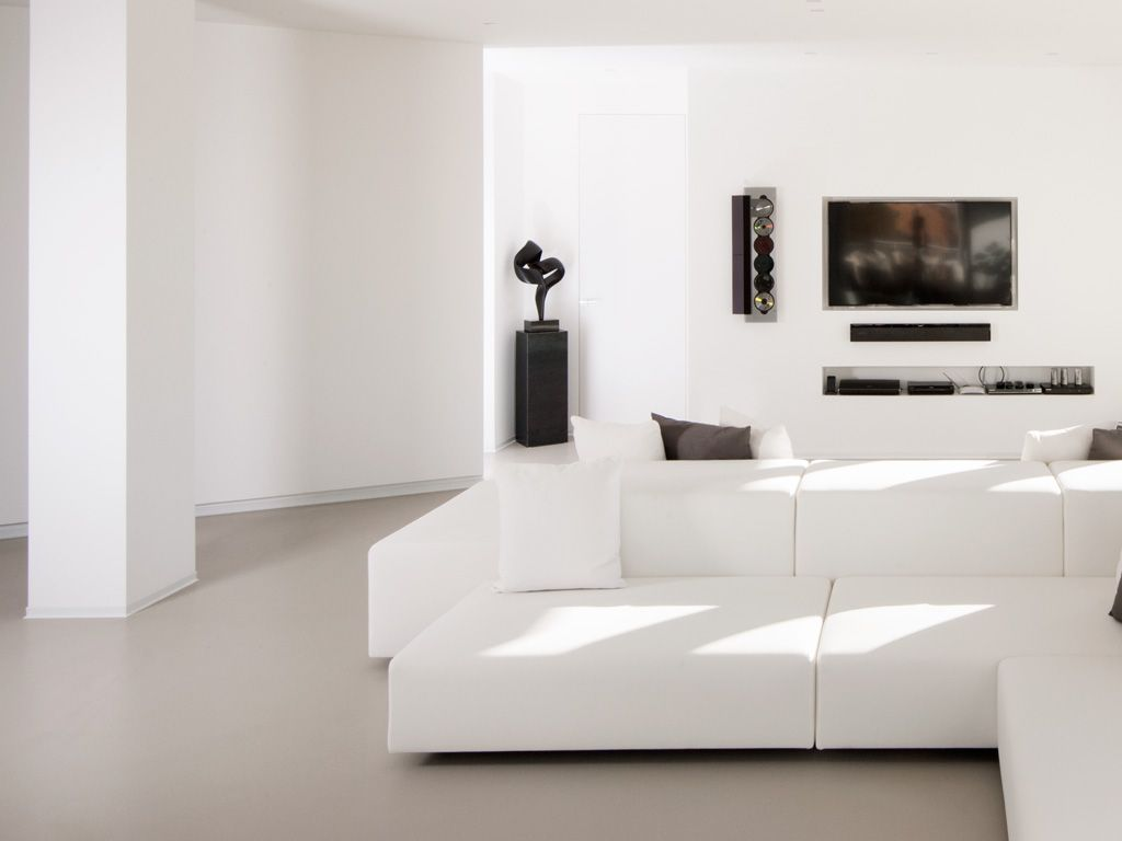 Pavimenti Moderni Senza Fughe ceramica continua - il primo e unico pavimento in ceramica