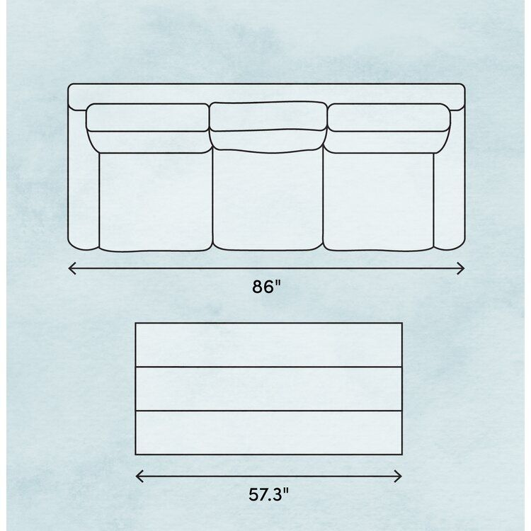 Coffee Table Size: How to Choose the Right One | Wayfair ...