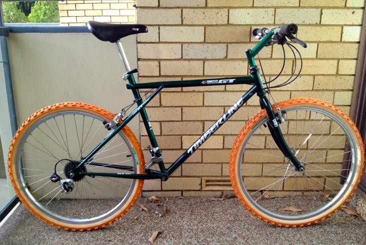 1991 Gt Timberline Vintage Mountain Bike Montain Bike Urban Bike