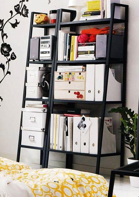 New Ikea Lerberg Shelf Unit Bookcase Home Organizer Ebay