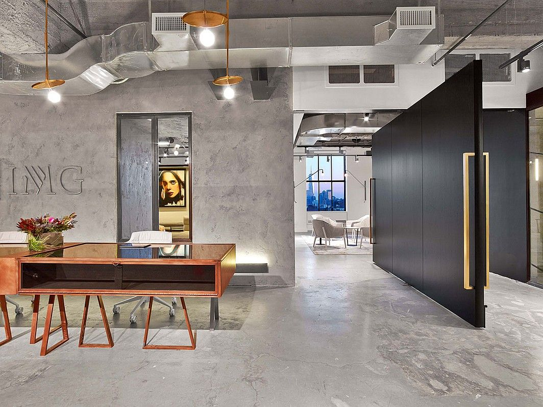 WME IMGs Office By The Rockwell Group Lets Talent Shine