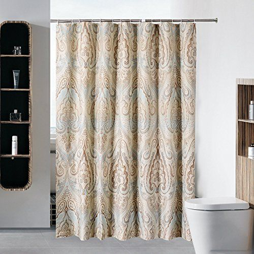 Sfoothome 72x 78 Fabric Shower Curtain Waterproof And Mildew Free