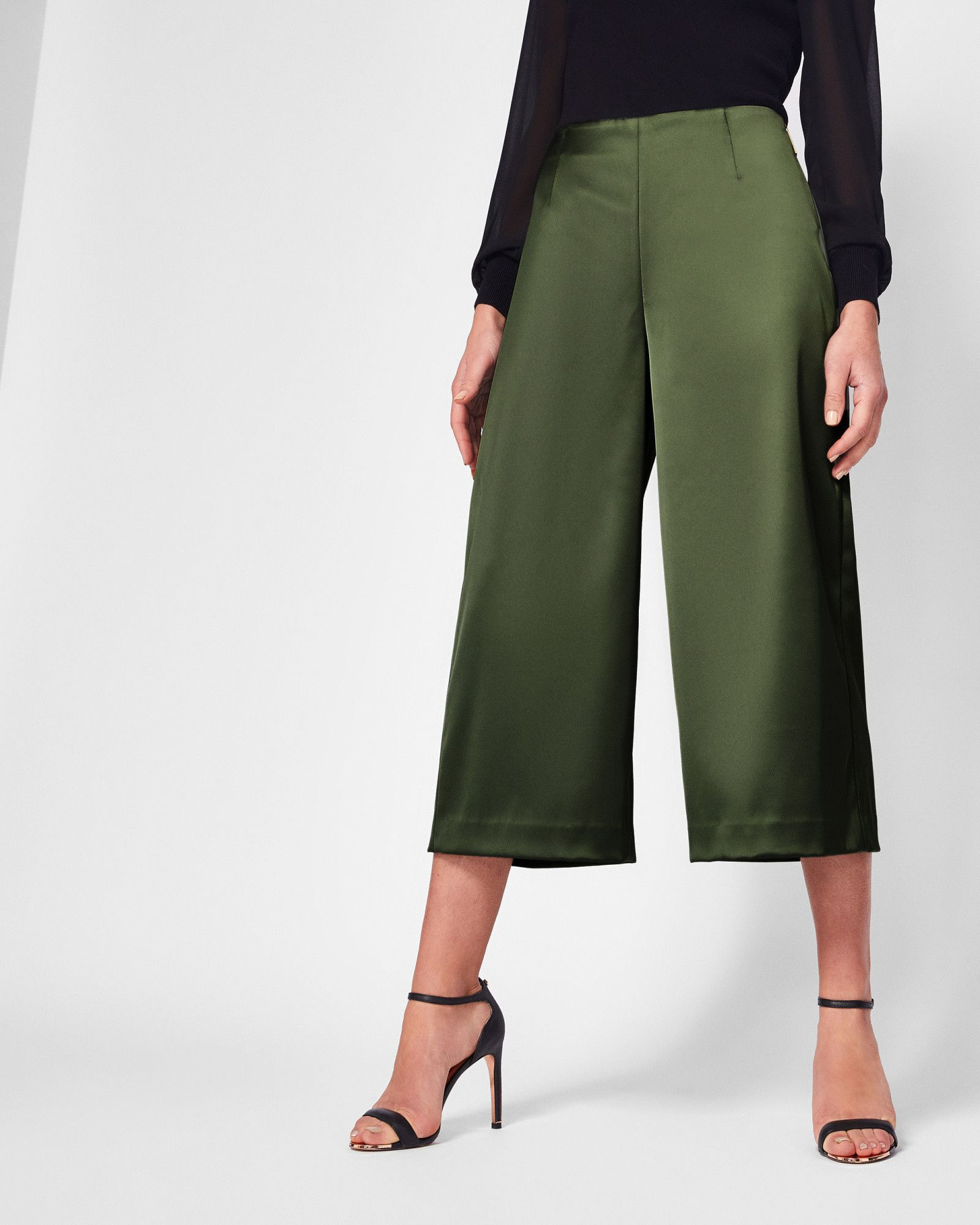 560f01587 Ted Baker Wide leg culottes
