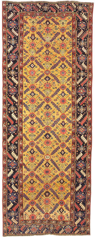Antique Azerbaijan Circa 1800 Caucasian Rug # 2918 Main ...