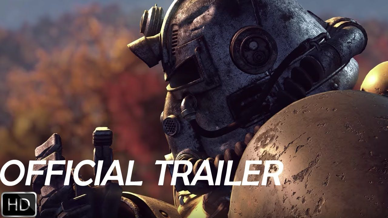 Fallout 76 Official Extended Trailer (2019) | Gaming