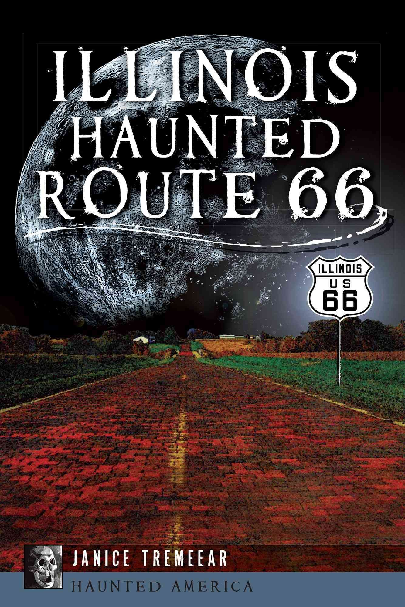 explore the most haunted sites and famous ghosts of historic route