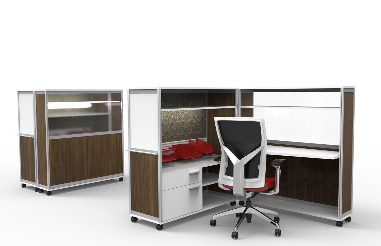 fluid concepts office in a box collaboration huddle mobile rh pinterest com