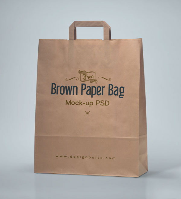 Download 51 Best Bag Mockups Free Premium Bag Mockup Brown Paper Bag Mockup Free Psd