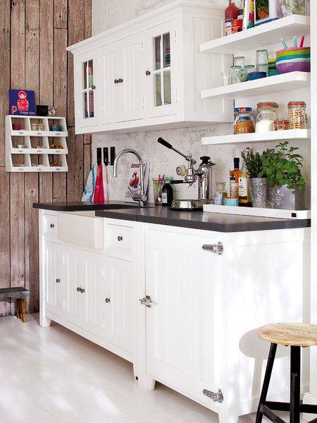 Una cocina con aires country | Cocinas | Pinterest | Muebles de ...