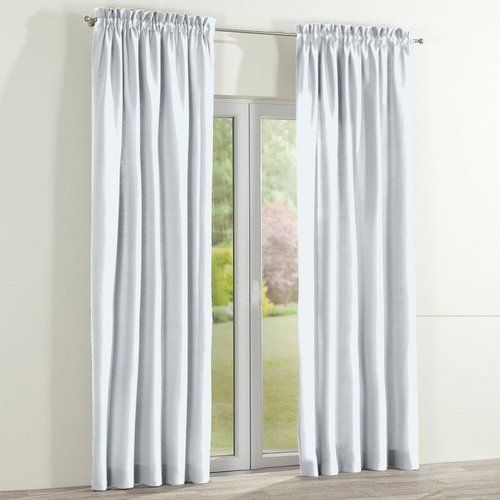 Dekoria Panama Slot Top Single Curtain Curtains Room Darkening Window Bed