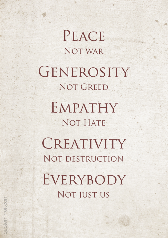 Pin On Compassion Quotes Empathy