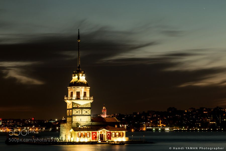 Popular on 500px : galata tower/İstanbul by awacs06