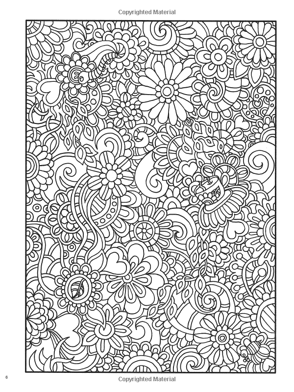 Welcome To Dover Publications Creative Haven Dream Doodles