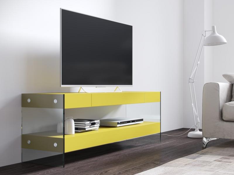 Meuble Tv Laqua C Mod Laxy Con Imagenes