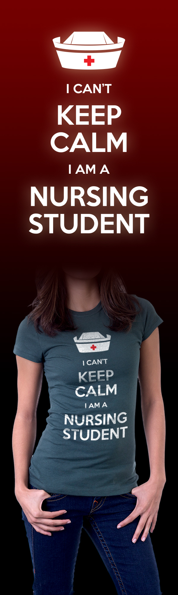 New T-shirt collection for Nurses from Teedle. Check this out!