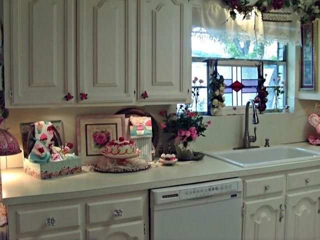 romantic home kitchens | Romantic Kitchen