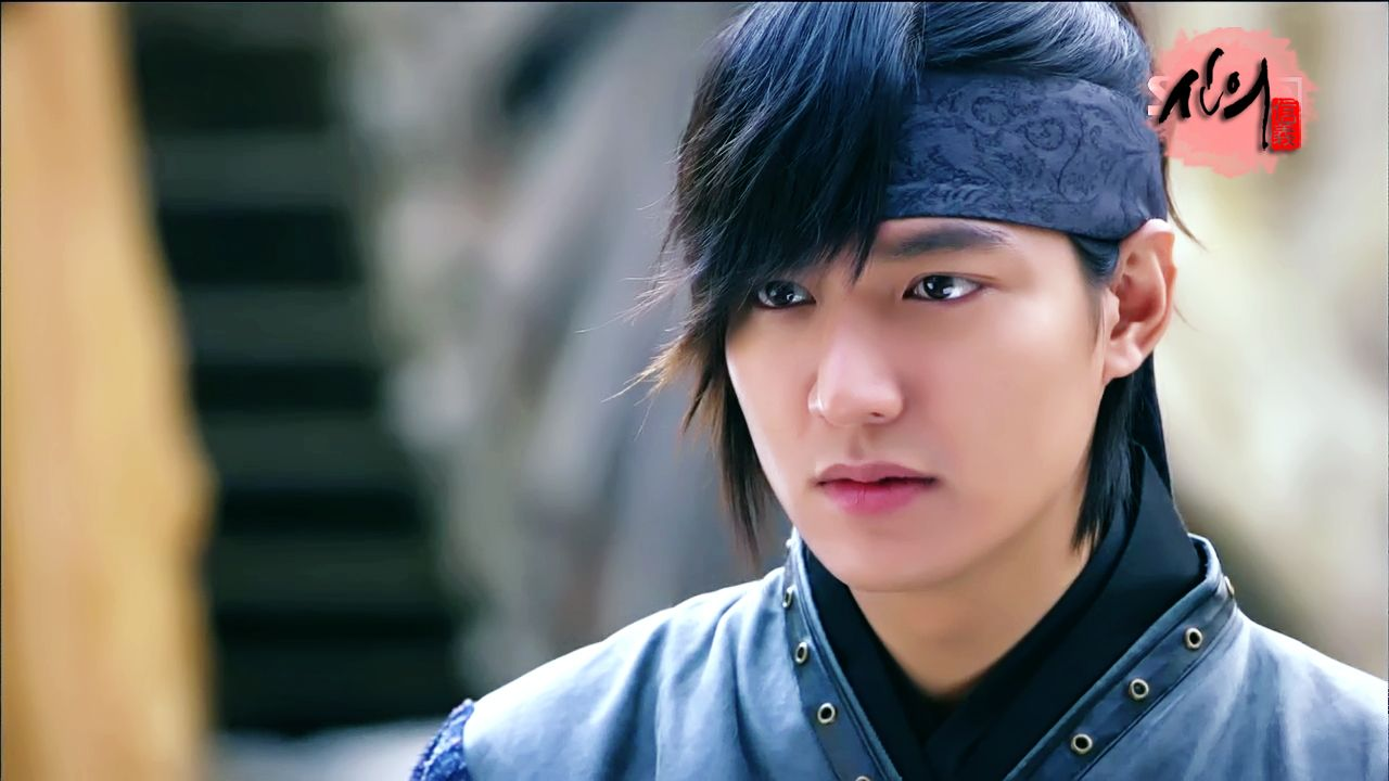kim hyun joong of photo lee min ho on drama faith fan club