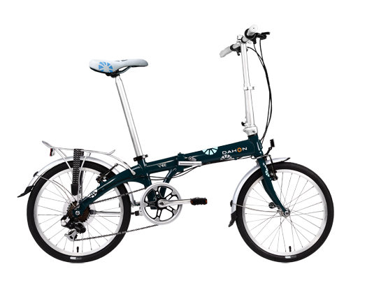 The Ultimate Dahon Vybe C7a Folding Bike Review With Images