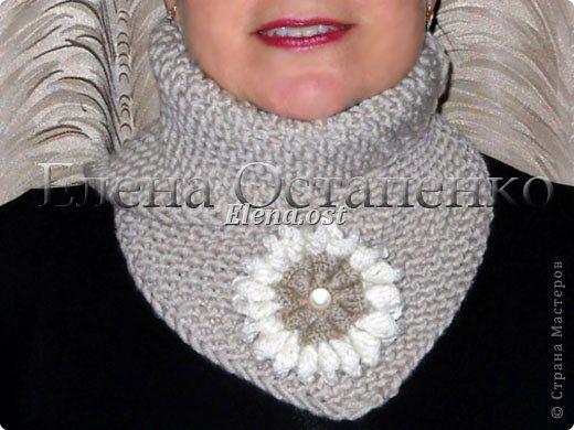 Модное вязание спицами : фото, тенденции 1