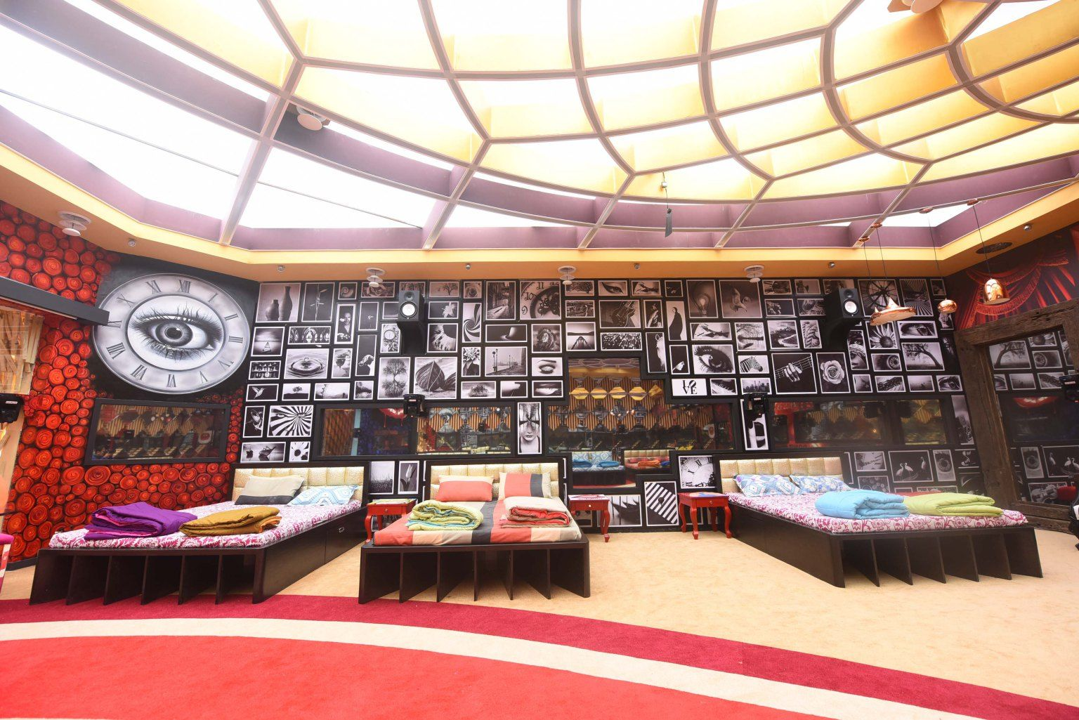 Big Boss 11 House Pictures For Bigg Boss Fans Pictures Interior Pictures Boss