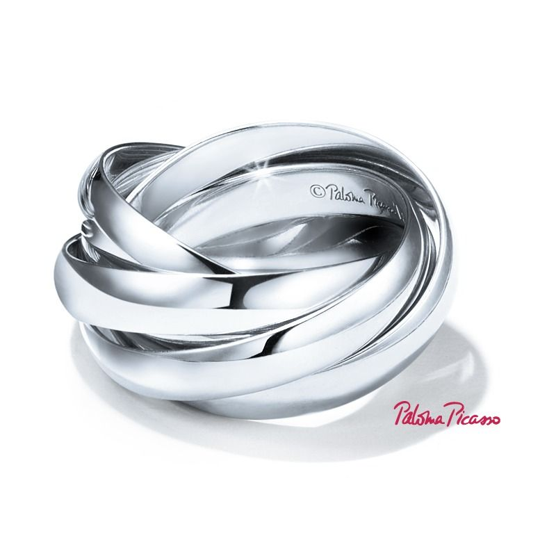 9cf9e9754 2-Hand 29 MM | Happy Holidays from Tiffany | Silver ring designs ...