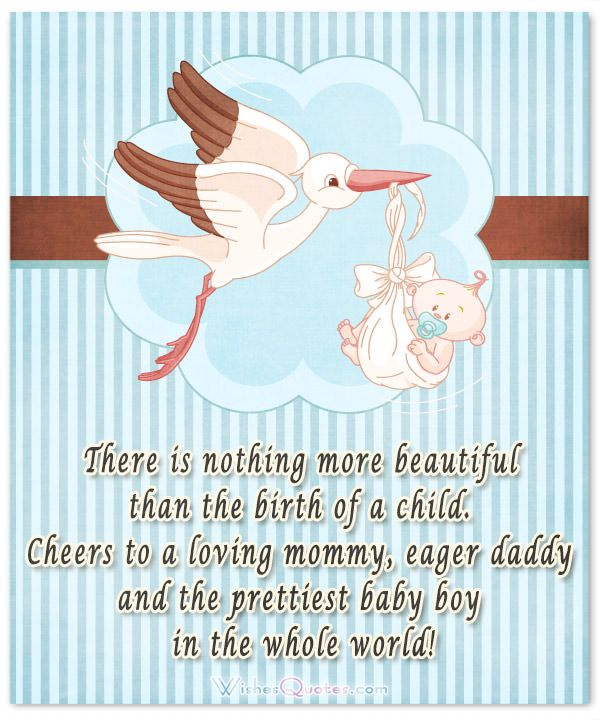 Baby Boy Congratulation Messages With Adorable Images Words Of