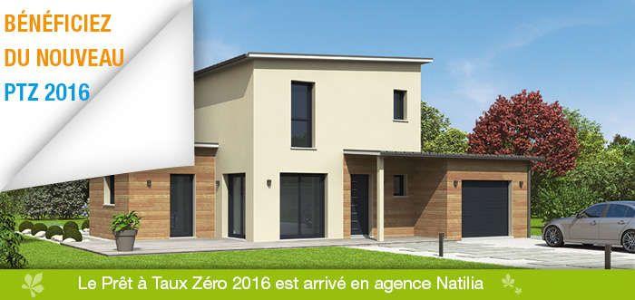 Constructeur De Maison Ossature Bois, Natilia Cholet Vous Accompagne Dans  La Réalisation De Votre Projet Immobilier