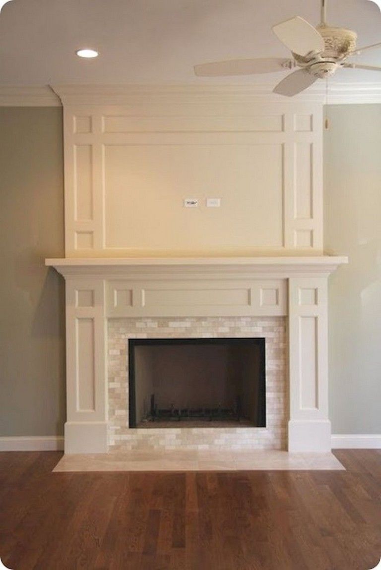 83 Creative Fireplace Ideas For Your Living Room Design Livingroom Livingroomideas Livingroomdecorations Livingroomdesigns