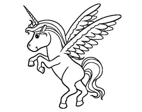 Resultado De Imagem Para Desenhos De Unicornio Para