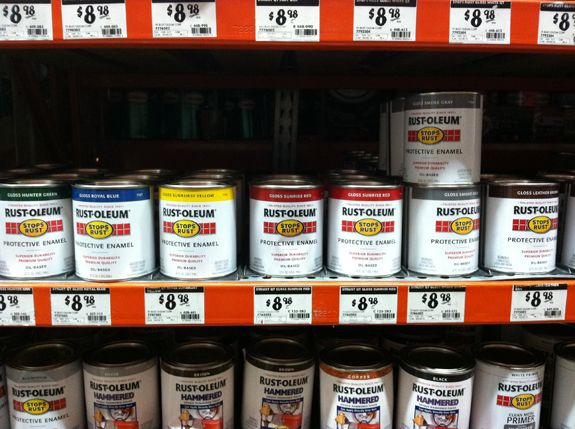 Rustoleum Protective Enamel Like Liquid Plastic No Need To