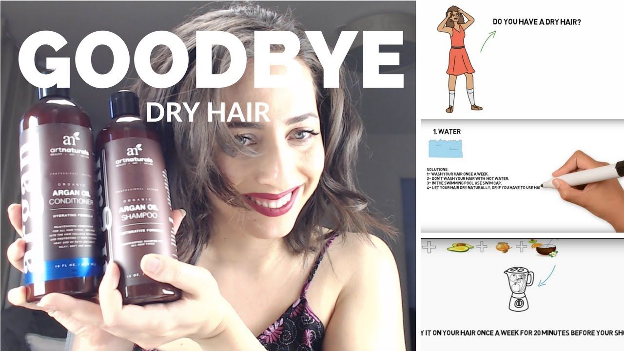 Bye bye dry hair art naturals product reviews this video