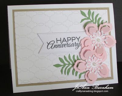 Happy anniversary card by kevin tudball stripe design group