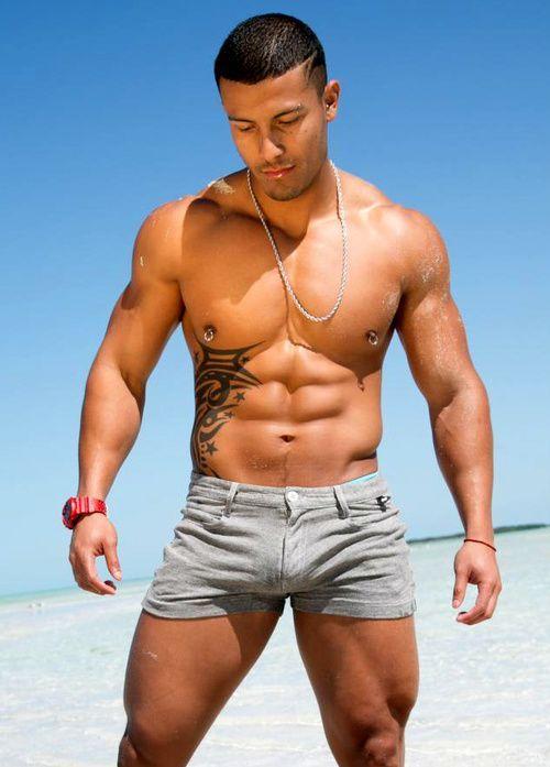 Latino gay muscle videos
