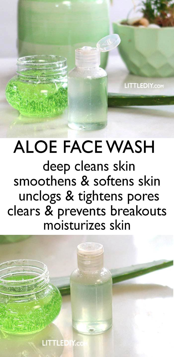 Facial Cleansing Is A Part Of Our Daily Skin Care Routine We Cleanse Our Face Almost 2 3 Times A Day With Aloe On Face Aloe Vera Face Wash Aloe Vera For Face