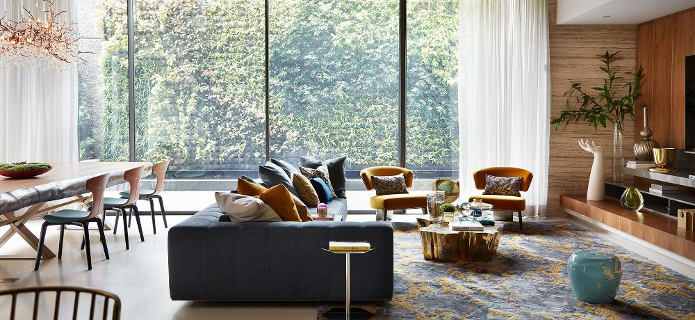 Contemporary Trendsetter Residence Boca Do Lobo Exclusive Design Furniture In 2020 Interior Design Mansion Interior Design Interior
