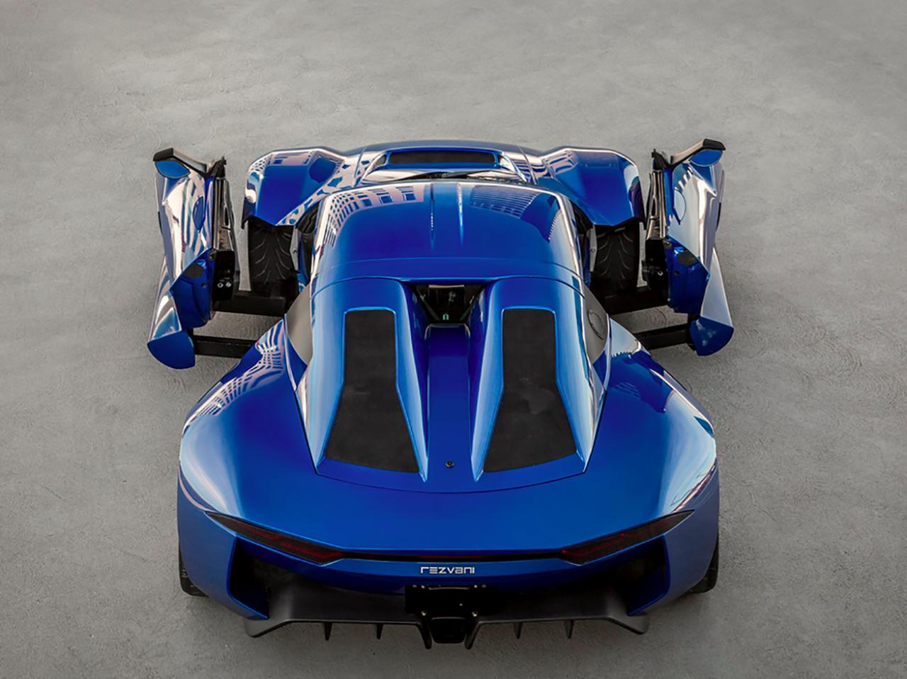 Meet The 500 Hp Rezvani Beast Alpha And Its Crazy Sliding Doors Super Cars Beast Car Show