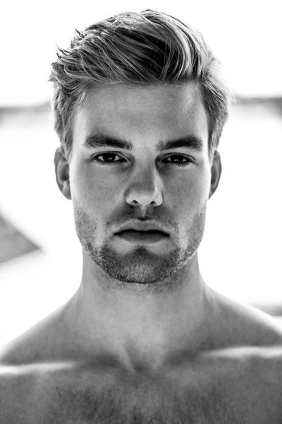 Hairstyles For Thick Hair Men 40 Hairstyles For Thick Hair Men's  Thicker Hair Thick Hair Men