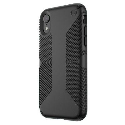 timeless design e6ac2 b4cbb Speck Apple iPhone XR Presidio Grip Case - Black in 2019 | Products ...