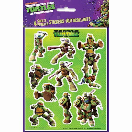 My Big Box of Stickers by Nickelodeon Teenage Mutant Ninja Turtles