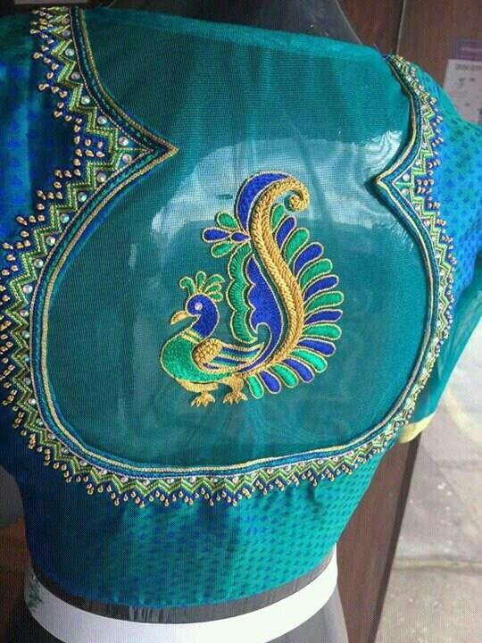 Pin de Lavanya Rahul en blouses   Pinterest