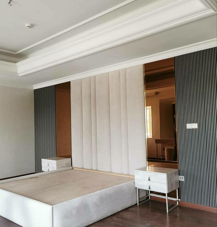 ديكورات سرير ديكور سرير هيدبورد ديكورات تسريحة غرف نوم مودر تفصيل تسريحات غرف نوم حديثة In 2021 Home Home Decor Room