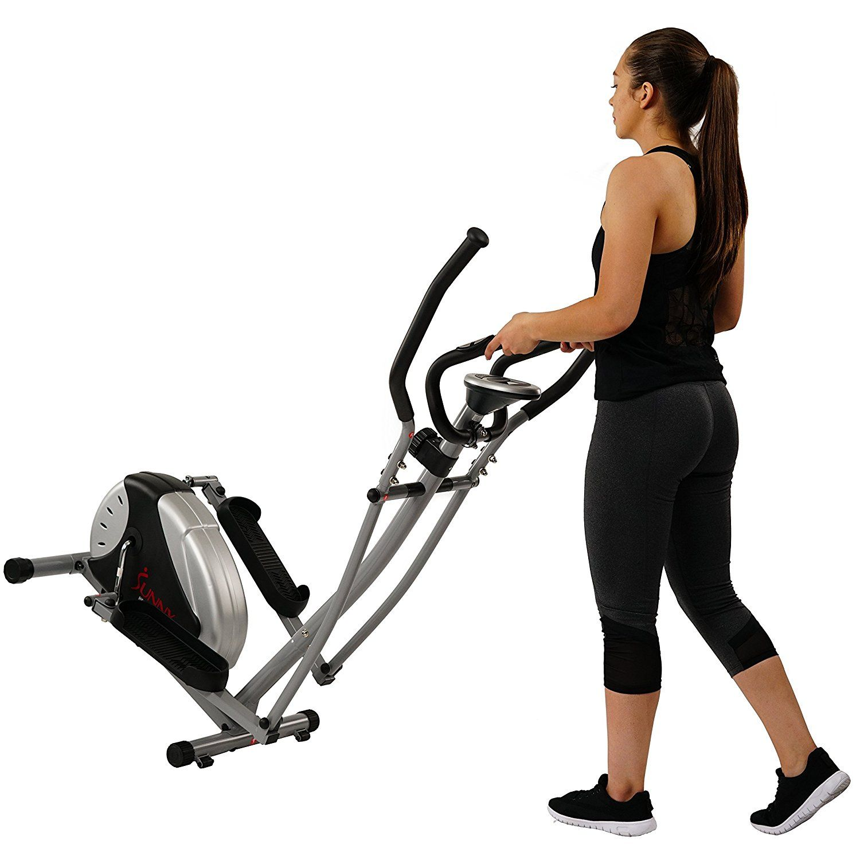 sunny health & fitness sf-e905 elliptical review