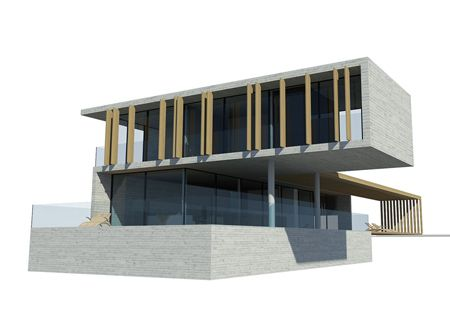 Arquitectura - Arquidea: Casa en la playa (Mackay+ Partners)