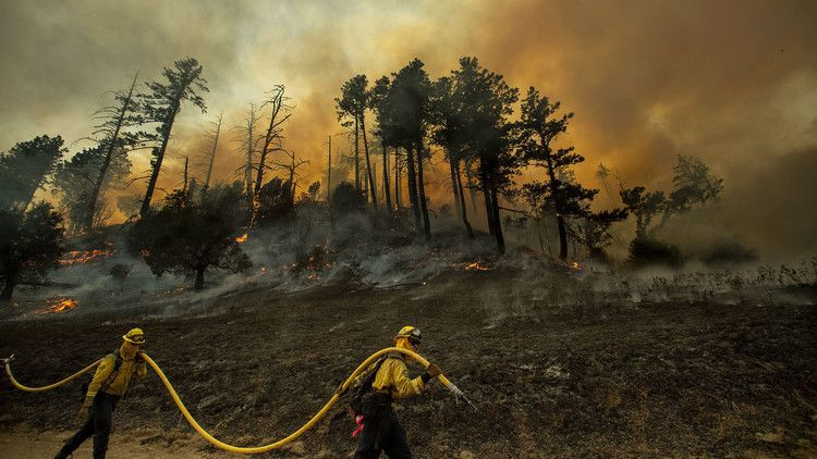 Wildfires Power Outages Cause Unprecedented Disruption In Health Care Across California The Sacramento Bee California Wildfires Wine Country California California