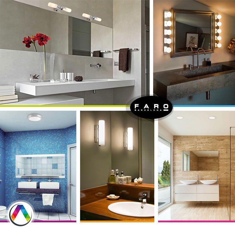 14 Consejos de iluminación para baños | Consejo de, Iluminación y ...
