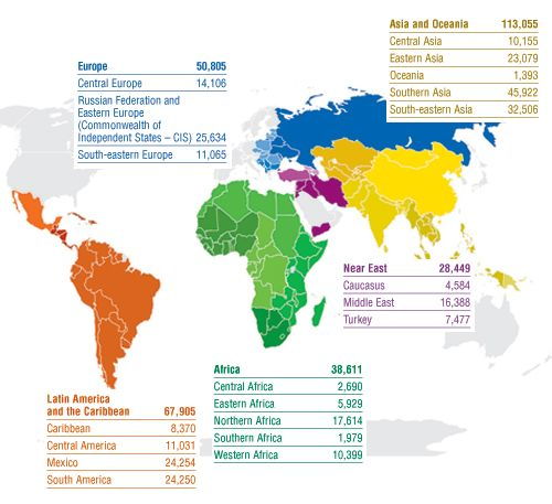 2013 economic growth world map sending money home worldwide 2013 economic growth world map sending money home worldwide remittance flows to developing countries gumiabroncs Images