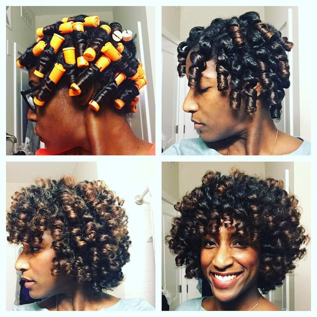 12 bomb perm rod set hairstyle pictorials and photos | hair