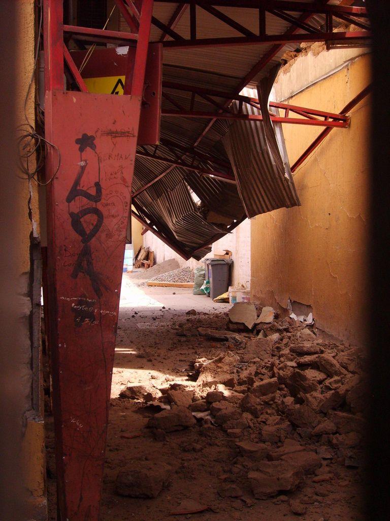 Talca (Terremoto) | por 2009-2014 Chris D. Gaete