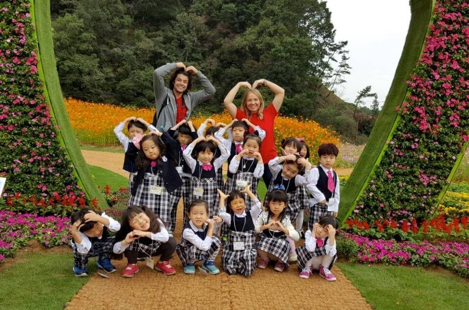 Teaching English in Korea A Guide to Landing Your Dream