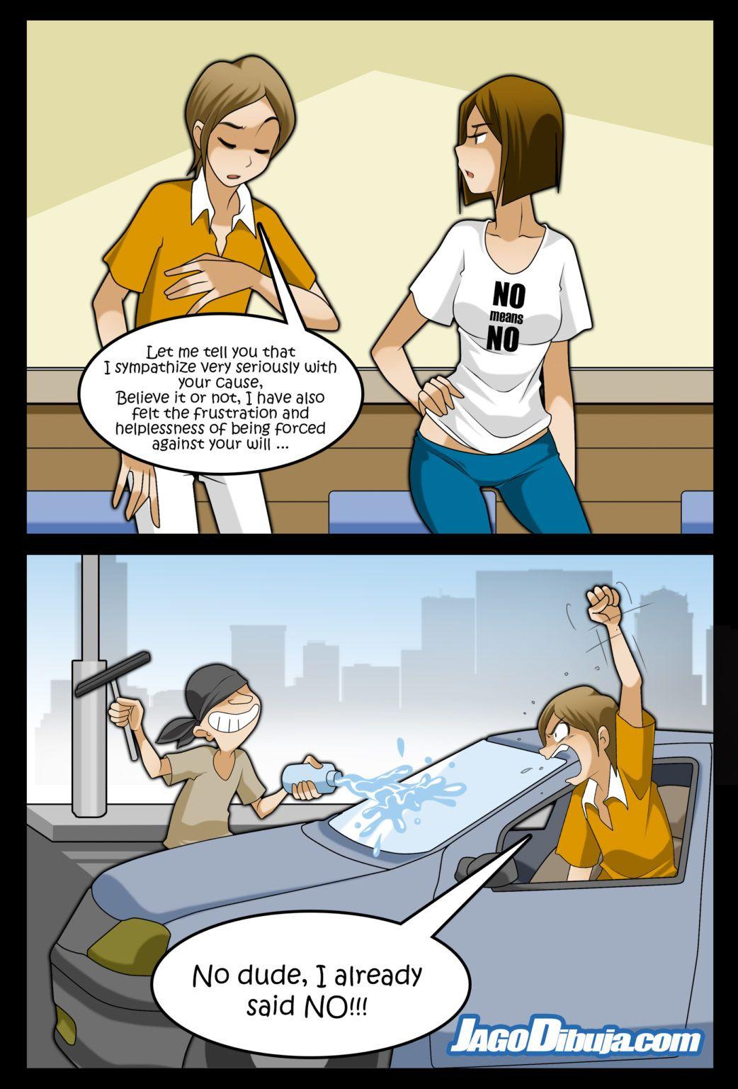 Jagodibuja Pagina 3 Enter At Your Own Risk Fun Comics